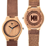 Bamboo Classic Watch - Message