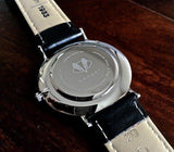 Personalized Watch - Classic Stainless Watch: Name