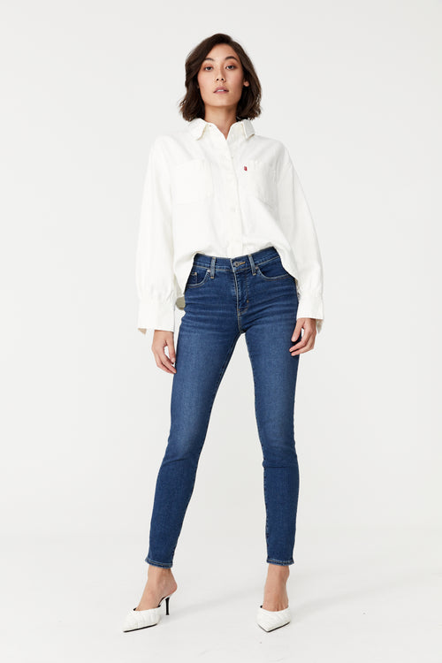 Bogota Beauty 311 Shaping Skinny Jeans - by Levis currently available from Rawspice Boutique.