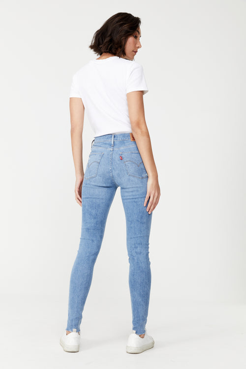 Ontario Friction 720 High Rise Super Skinny Jeans by Levis currently available from Rawspice Boutique.