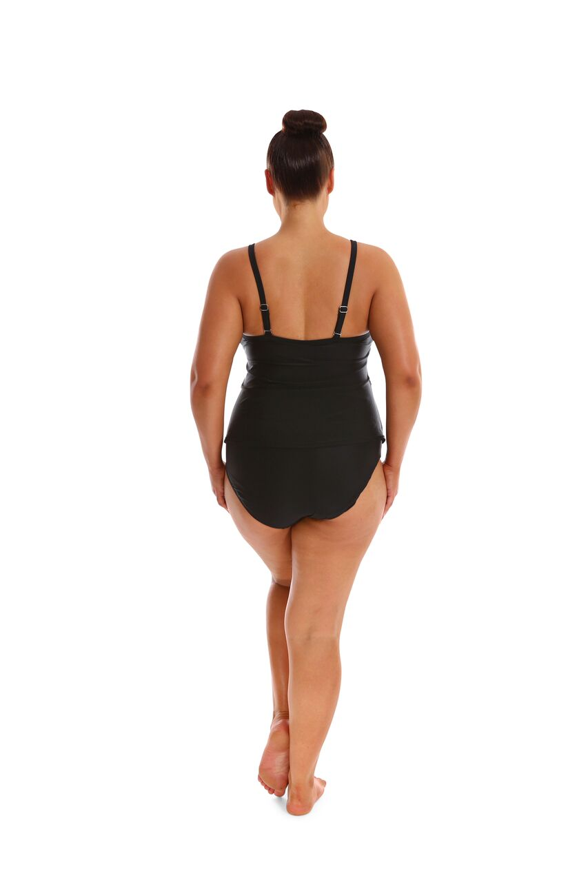 3 Tier Tankini Top