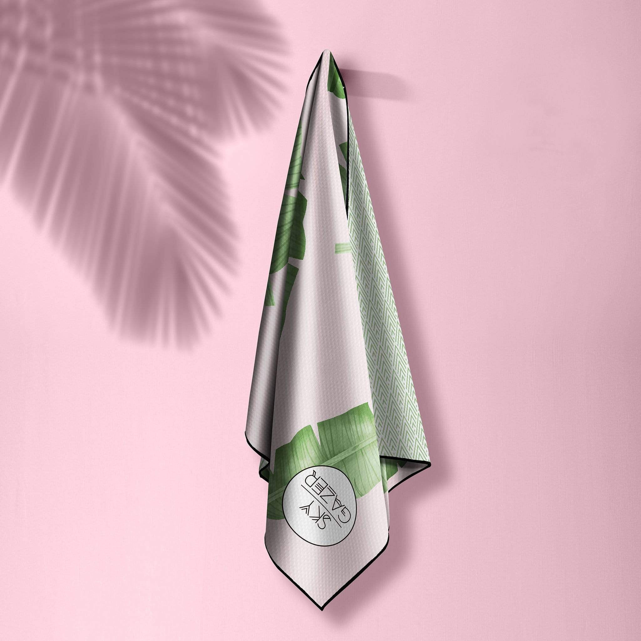 Balmoral The Ultimate Beach Towel - by Sky Gazer currently available at Rawspice Boutique.