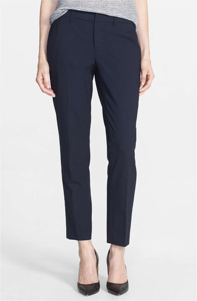 Vince Navy Strapping Pant