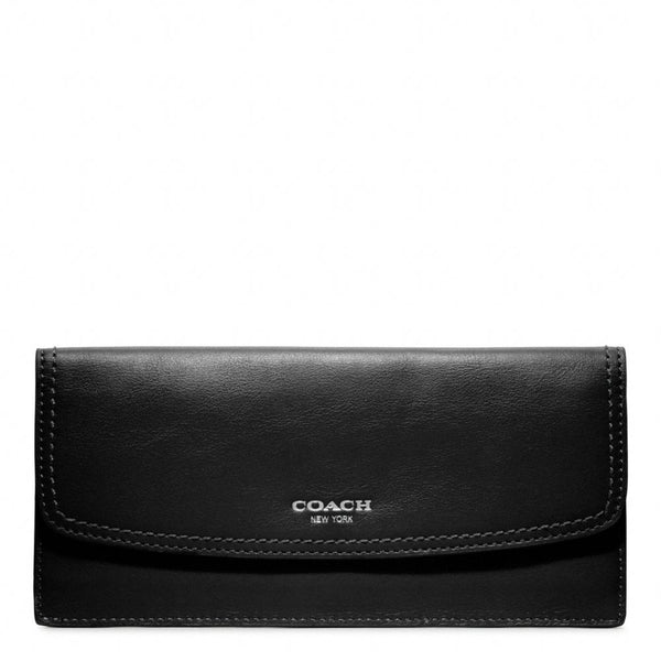 COACH Legacy Leather Soft Wallet