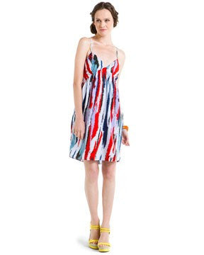 Walter Baker Warrior Stripe Dress