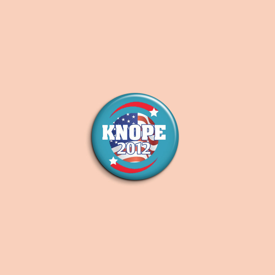 Knope 2012 Buttton - SleepyMountain