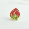 Cannabis Leaf Strawberry - SleepyMountain