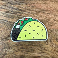 Taco Sticker - SleepyMountain