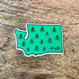 SALE - Washington State Sticker - SleepyMountain