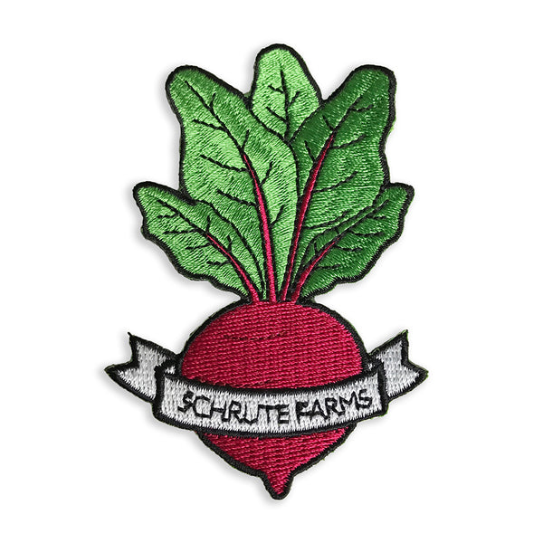 Schrute Farms Beet Patch - SleepyMountain