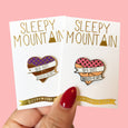 Big Butt Bigger Heart Enamel Pin - SleepyMountain