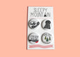 My Favorite Murder Set of 4 Buttons - SleepyMountain