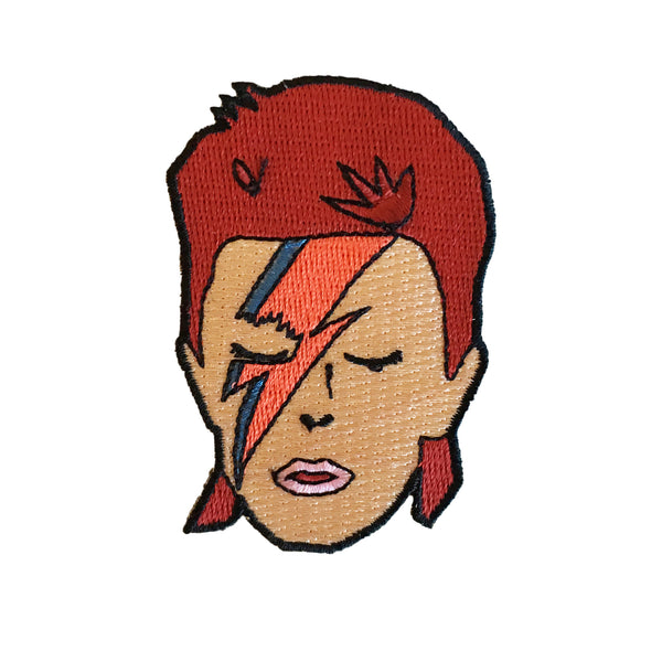 David Bowie Patch - SleepyMountain