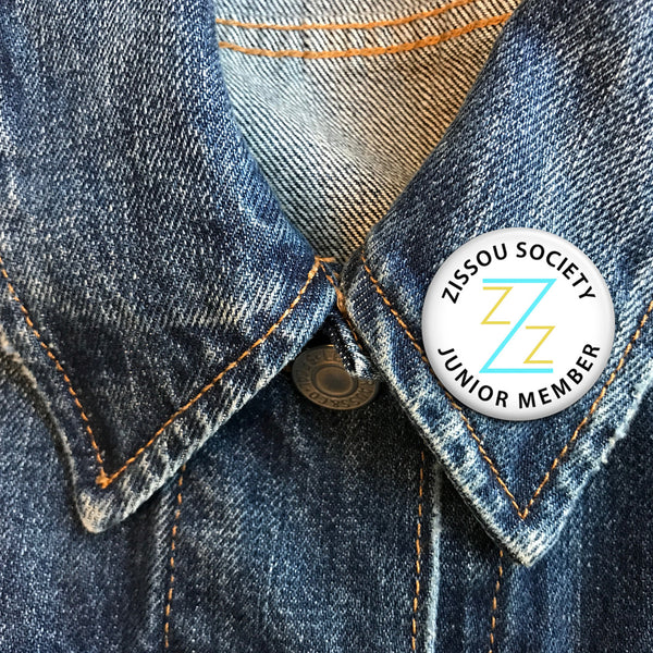 Zissou Society Button - SleepyMountain