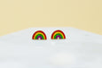 Rainbow Earrings - Gold Plated - SleepyMountain