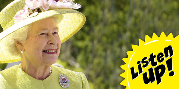 Listen up - What the Queen Hears First Thing in the Morning