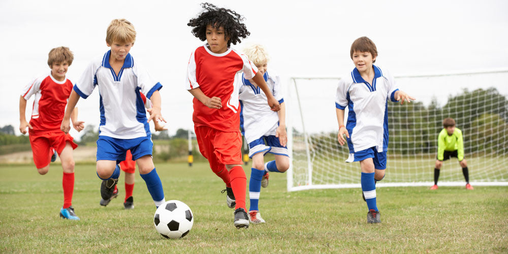 Football Is Fantastic for Improving Your Child's Confidence