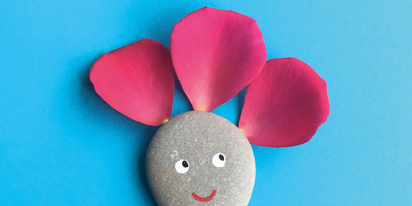 How to make beautiful, magical flower fairies with petals