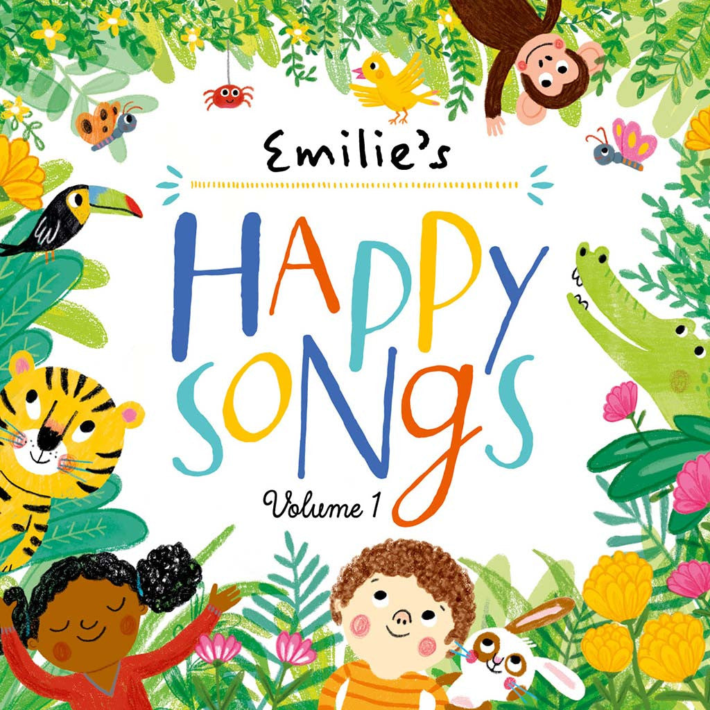 Emilie - My Happy Songs