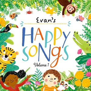 Evan - My Happy Songs