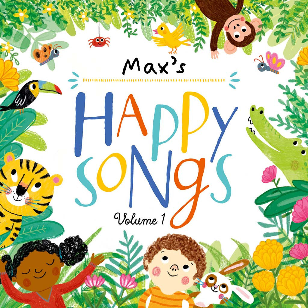 Max - My Happy Songs
