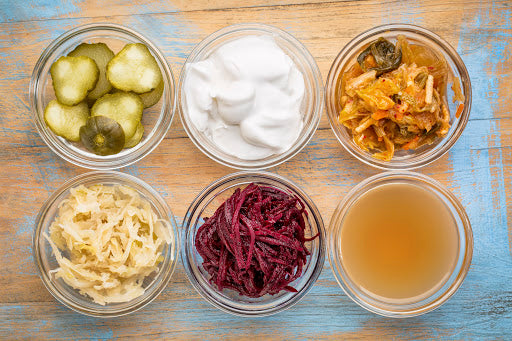 8 Probiotic Rich Foods To Help Your Gut Health Flourish - Swolverine