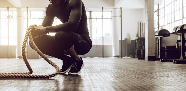 Battle Ropes: 5 Movements To Shred Fat