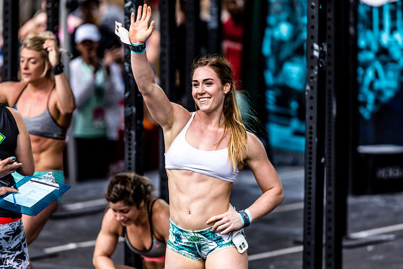 Brooke Wells: The Controversy of Standards and The 2018 CrossFit Open