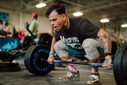 Christopher Pinedo - Deuce Gym - Strange CrossFit - Swolverine Athlete
