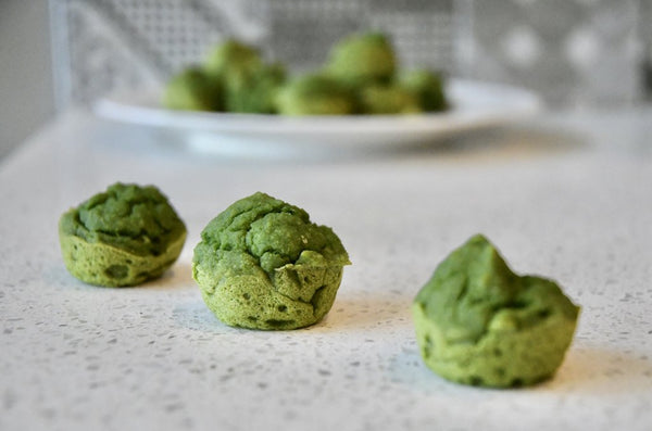 Gluten-Free Spinach Muffins Recipe Made With Banana