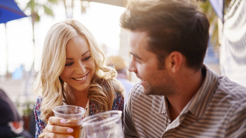 The Healthiest Alcoholic Drinks To Order At A Bar When You're On A Diet