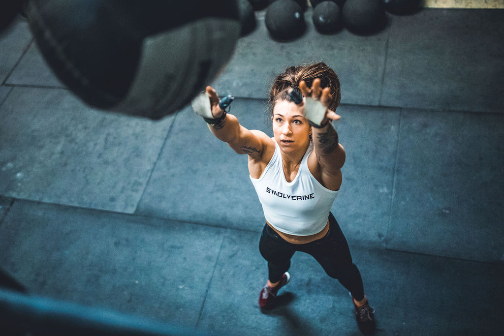 Wall Balls: 8 Tips On How To Crush Wall Balls During Your Workout