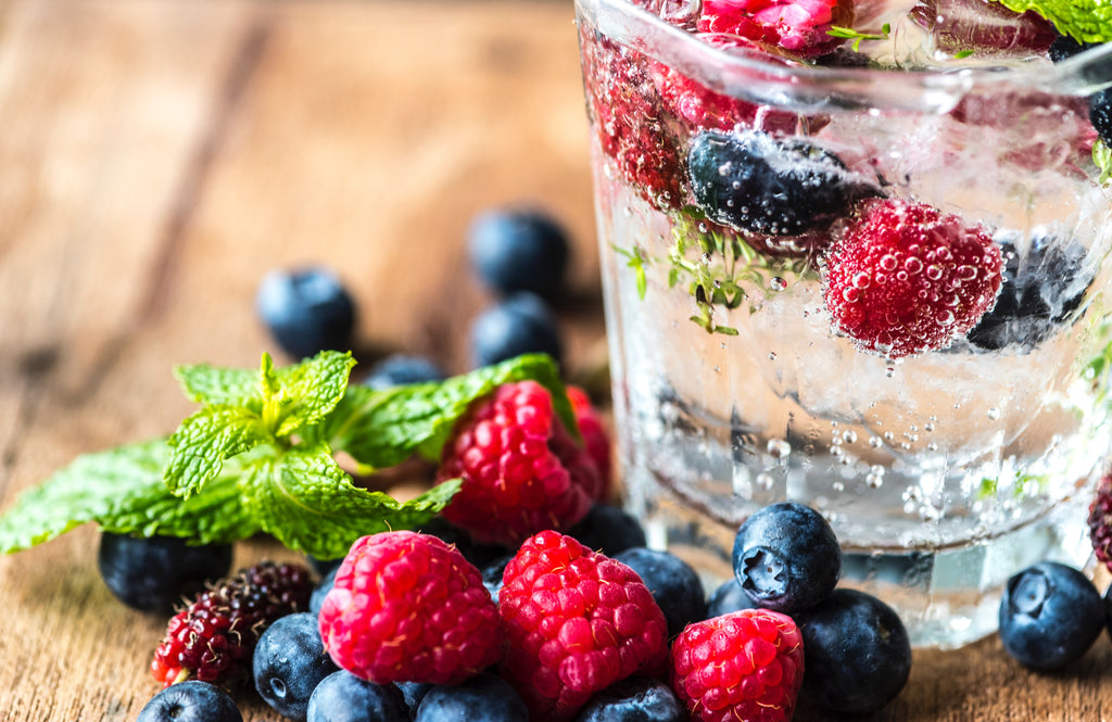 8 Easy Ways To Trick Yourself Into Drinking More Water