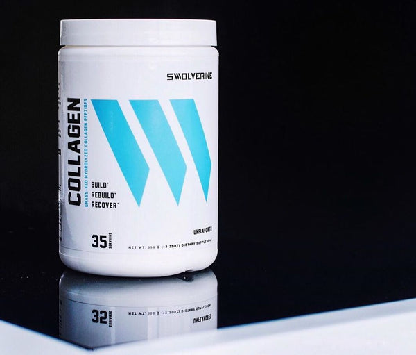 Is Collagen better than whey - swolverine