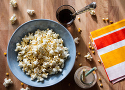 is popcorn bad for you