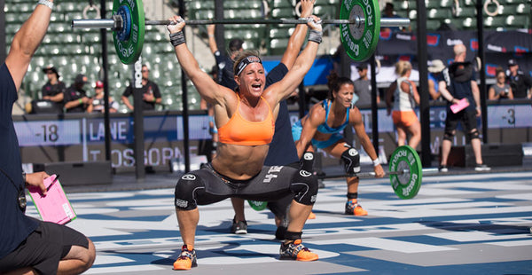 Janet Black - CrossFit Games Athlete - Swolverine Athlete