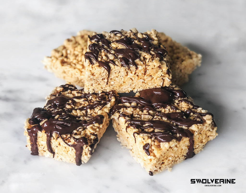 Recipe: Protein Rice Crispy Treats