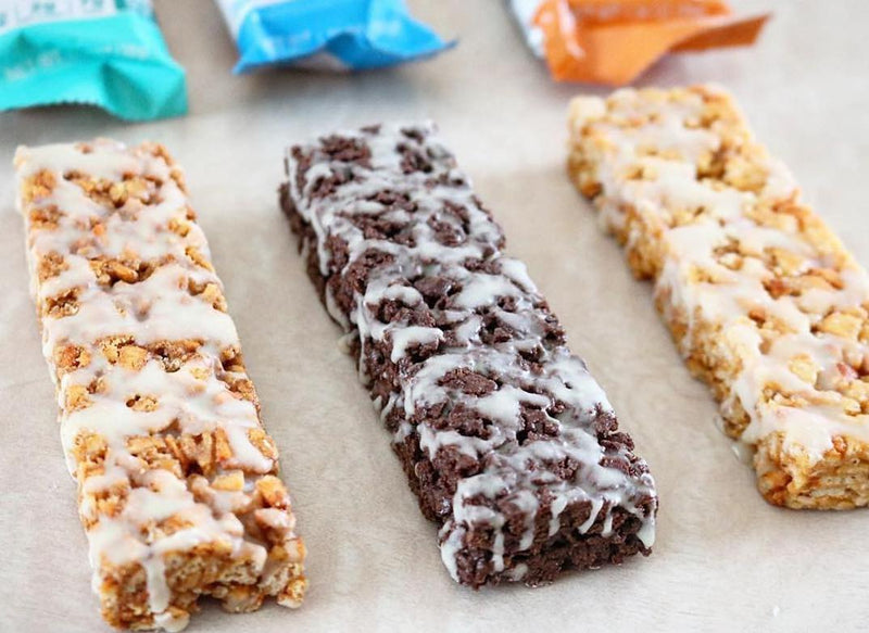 Quest Bar Vs Oh Yeah One Bar