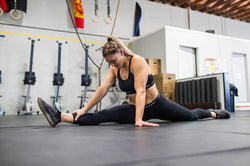 Taylor Rohrbaugh CrossFit - Swolverine Athlete