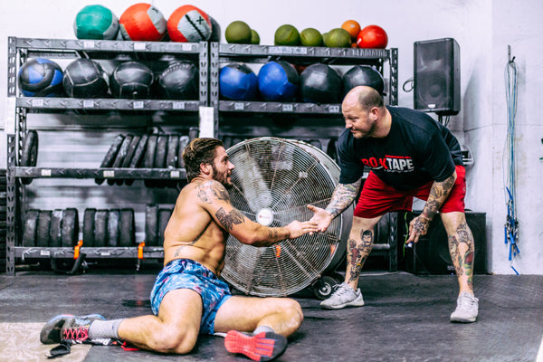 The Power Of The CrossFit Community - Swolverine