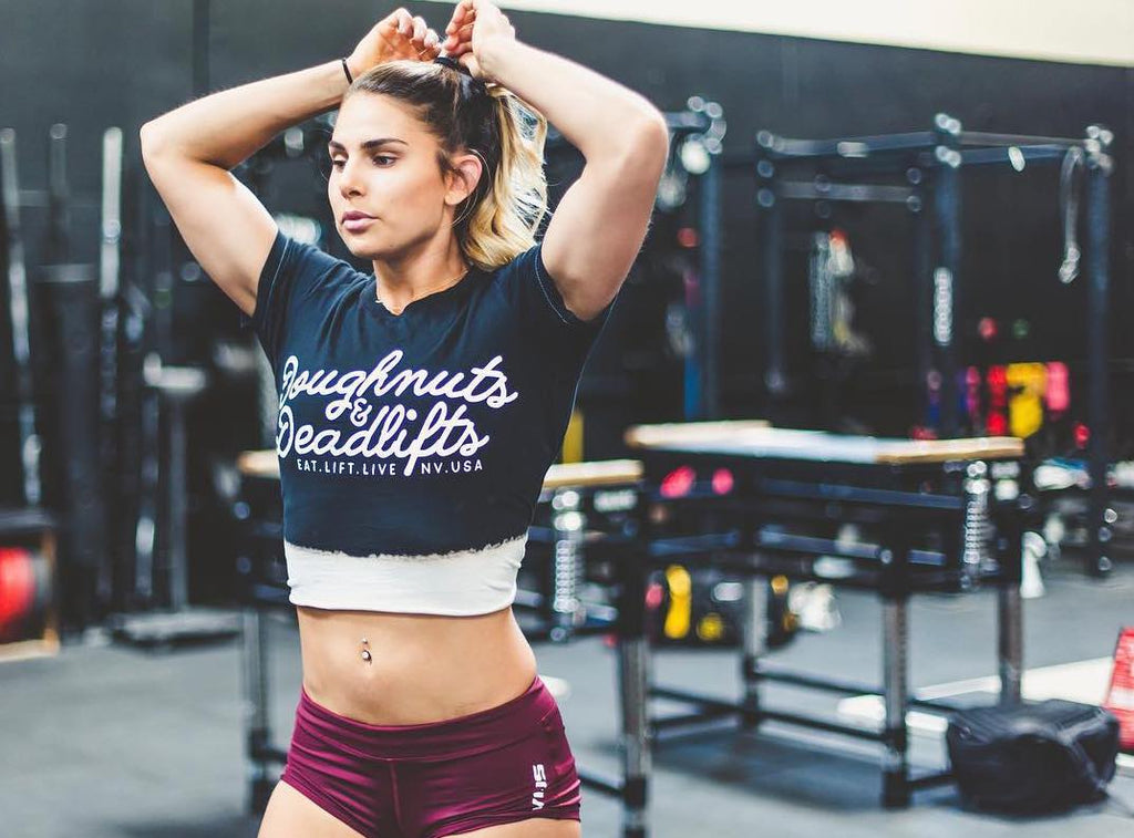 The Top 14 Hottest Female CrossFit Athletes To Watch At The 2018 CrossFit Games