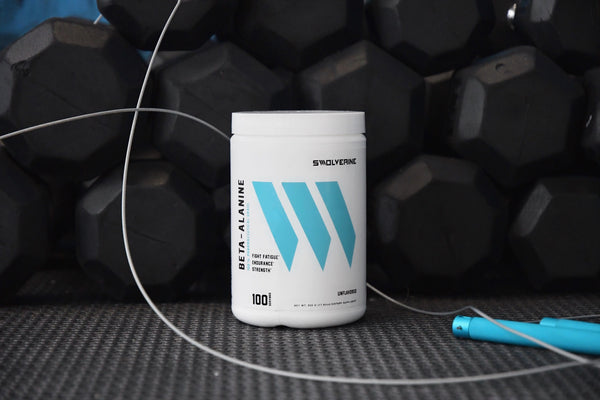 Ultimate Guide To Beta-Alanine - Swolverine