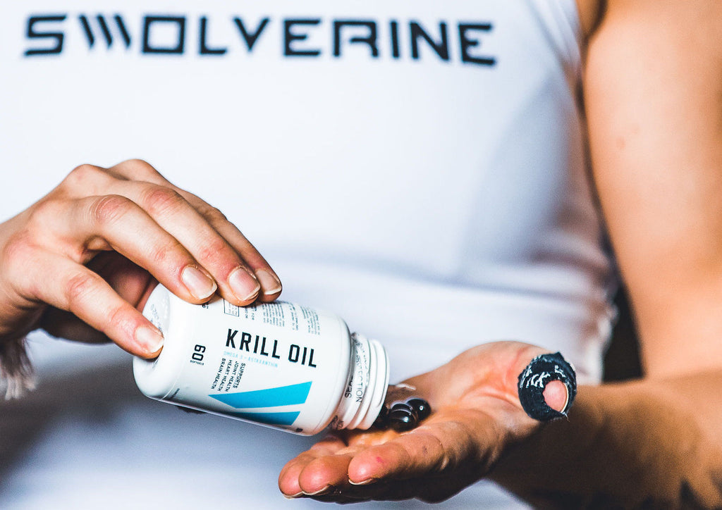 Omega-3 Supplement For Female Athlete Triad - Swolverine