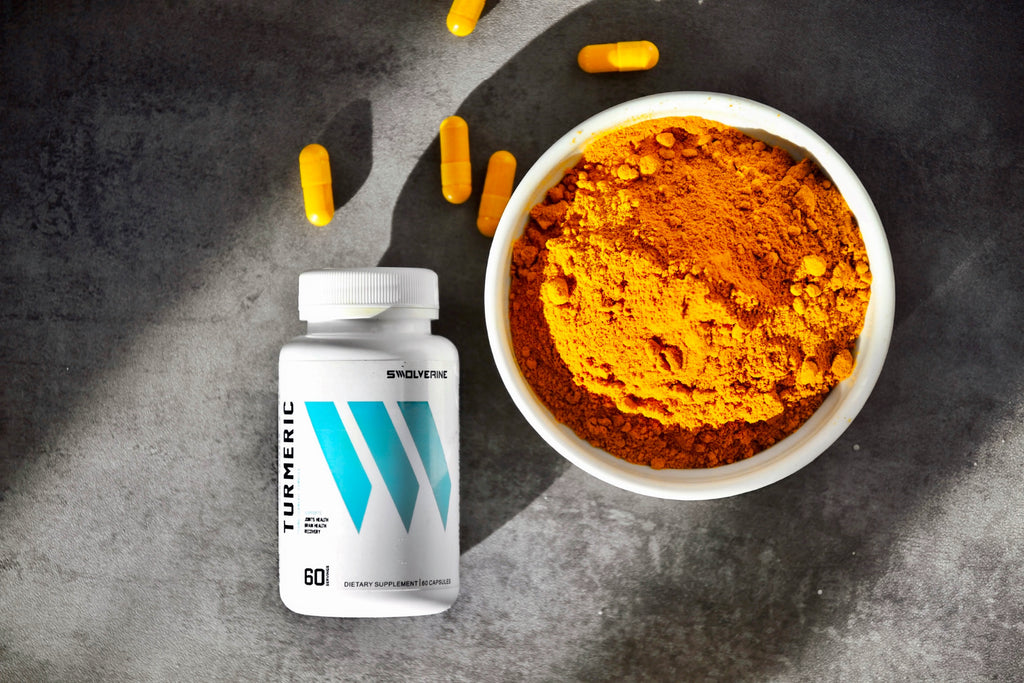 10 Foods That Fight Inflammation - Turmeric - Swolverine