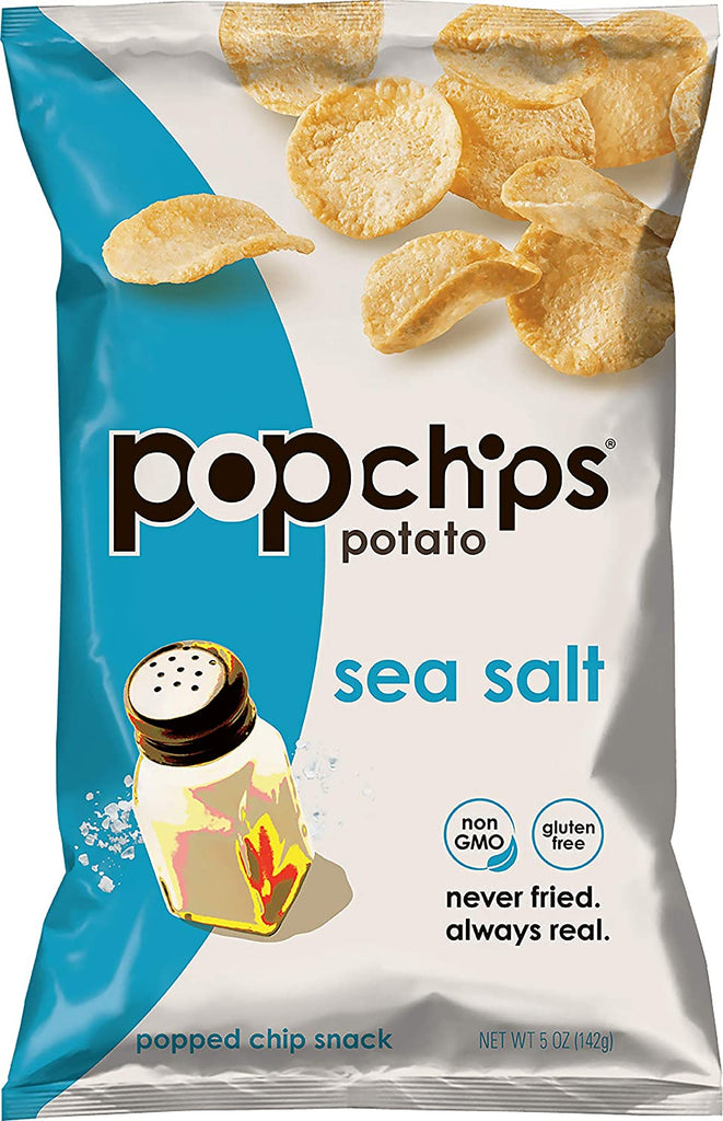 12 Crunchy Snacks That Are Healthy And Budget Friendly - Popchips - Swolverine