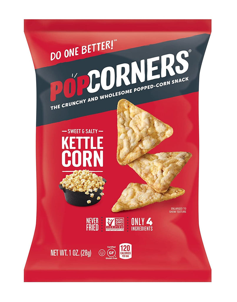 12 Crunchy Snacks That Are Healthy And Budget Friendly - Pop Corners - Swolverine