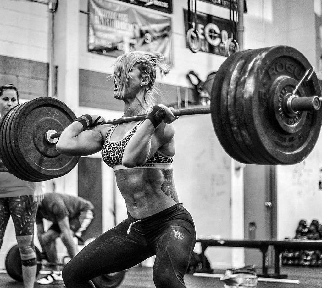 "Women in CrossFit ""The Girls"" Workouts"