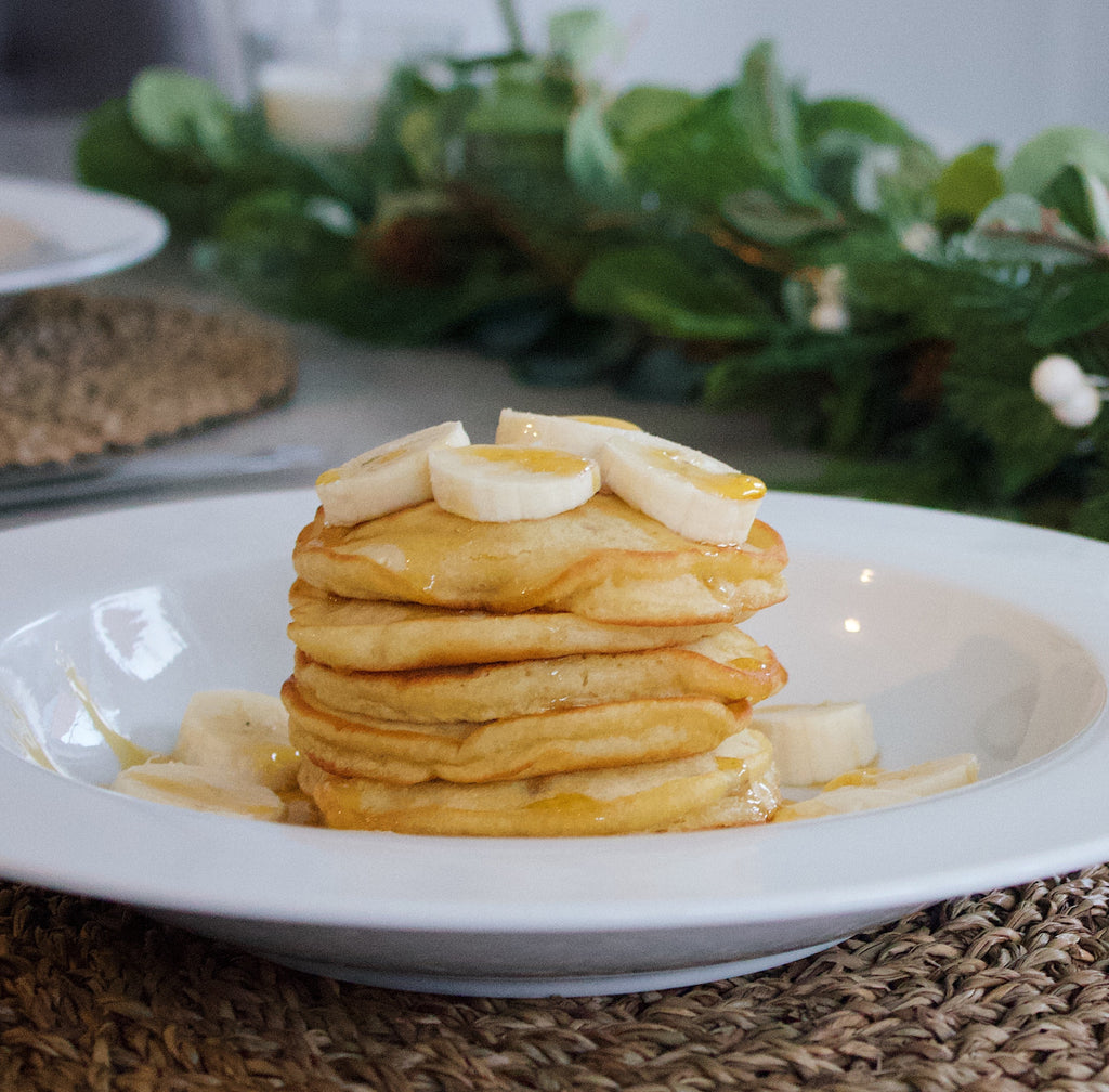 5 Light And Fluffy Protein Pancake Recipes - Swolverine