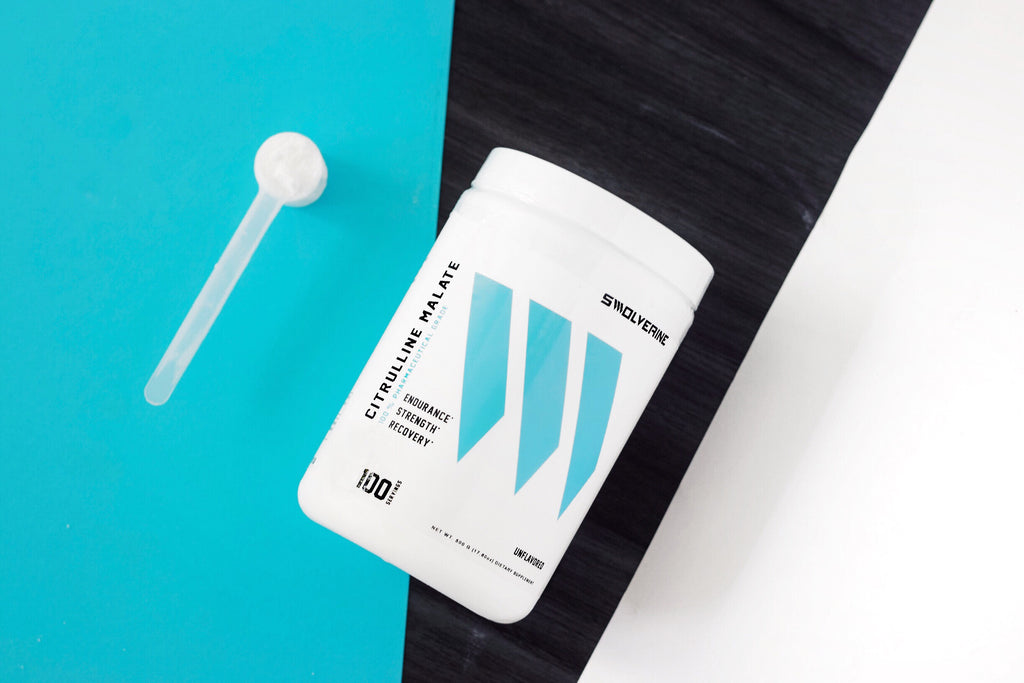 5 Ways Citrulline Malate Can Improve Your Athletic Performance - Swolverine