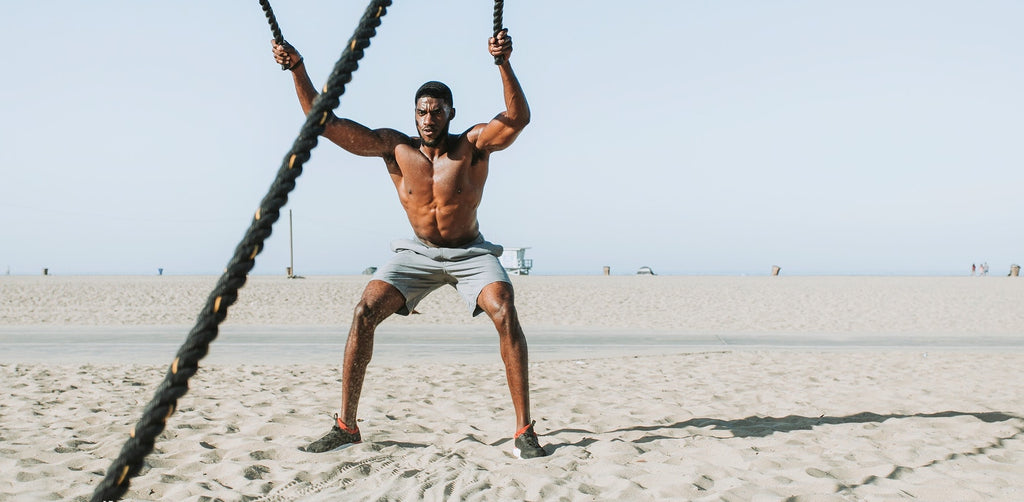 Battle Ropes: 5 Movements To Shred Fat - Swolverine